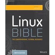 Linux Bible by Negus, Christopher, 9781118999875