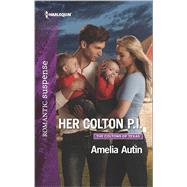 Her Colton P.I. by Autin, Amelia, 9780373279876