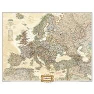 Europe Executive by National Geographic Maps, 9780792289876