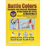 Battle Colors by Watkins, Robert A., 9780764319877