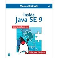 Inside Java SE 9 by Beckwith, Monica, 9780134659879
