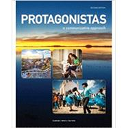 Protagonistas, 2nd Edition w/ Supersite Code by VHL, 9781680049879