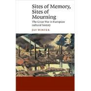 Sites of Memory, Sites of Mourning: The