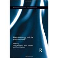 Phenomenology and the Transcendental by HeinSmaa; Sara, 9780415869881