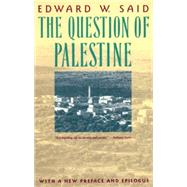 The Question of Palestine by SAID, EDWARD W., 9780679739883