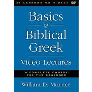 Basics of Biblical Greek Video Lectures by Mounce, William D., 9780310499886
