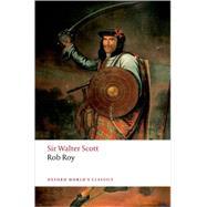 Rob Roy 9780199549887R