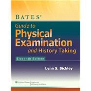 Bates' Guide to Physical Examination and History- taking + Batesvisualguide 18vols + Osce by Lww, 9781469889887