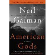 American Gods by Gaiman, Neil, 9780062059888