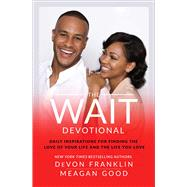 The Wait Devotional by Franklin, Devon; Good, Meagan, 9781501189890