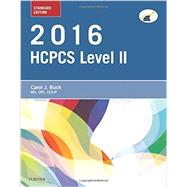 HCPCS Level II 2016, Standard Edition 9780323389891U