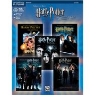 Harry Potter Instrumental Solos (Movies 1-5): Clarinet, Level 2-3 by Galliford, Bill, 9780739049891