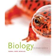 Biology The Dynamic Science by Russell, Peter J.; Hertz, Paul E.; McMillan, Beverly, 9781305389892