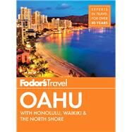 Fodor's Oahu by FODOR'S TRAVEL GUIDES, 9781101879894