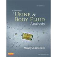 Fundamentals of Urine & Body Fluid Analysis by Brunzel, Nancy A., 9781437709896
