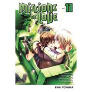 Missions of Love 11 by Toyama, Ema, 9781612629896