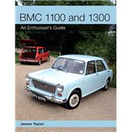 Bmc 1100 and 1300 by Taylor, James, 9781847979896