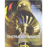 Package: Thermodynamics: An Engineering Approach with 2 Semester Connect Access Card by Cengel, Yunus; Boles, Michael, 9781259279898