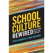 School Culture Rewired by Gruenert, Steve, 9781416619901