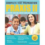 Praxis II: Elementary Education: Content Knowledge (0014/5014) by Learningexpress, 9781576859902