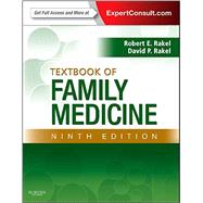 Textbook of Family Medicine by Rakel, Robert E., M.d., 9780323239905
