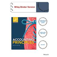 Accounting Principles, Binder-Ready Version by Weygandt, Jerry J.; Kimmel, Paul D.; Kieso, Donald E., 9781118969908