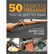 50 Famous Firearms You've Got to Own: Rick Hacker's Bucket List of Guns by Hacker, Rick, 9781440239908