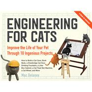 Engineering for Cats by Delaney, MAC, 9780761189909