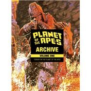 Planet of the Apes Archive 1 by Moench, Doug; Ploog, Mike (ART); Chiaramonte, Frank (ART); Sutton, Tom (ART); Trimpe, Herb (ART), 9781608869909