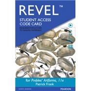 REVEL for Prebles' Artforms -- Access Card by Preble, Duane, Emeritus; Preble, Sarah; Frank, Patrick, 9780133869910