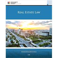 Real Estate Law by Jennings, Marianne M., 9781305579910
