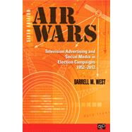 Air Wars by West, Darrell M., 9781452239910