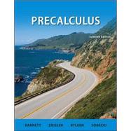 Precalculus by Barnett, Raymond; Ziegler, Michael; Byleen, Karl; Sobecki, David, 9780077349912