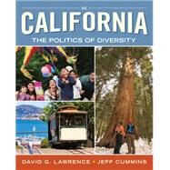 California The Politics of Diversity by Lawrence, David G.; Cummins, Jeff, 9781305629912