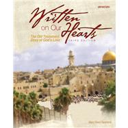 Written on Our Hearts (2009) : The Old Testament Story of God's Love, Third Edition by Saint Mary's Press, 9780884899914