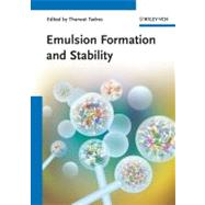 Emulsion Formation and Stability by Tadros, Tharwat F., 9783527319916