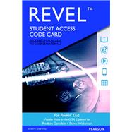 REVEL for Rockin' Out Popular Music in the U.S.A -- Access Card by Garofalo, Reebee; Waksman, Steven, 9780134319919