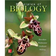Principles of Biology with Connect Access Card by Brooker, Robert; Stiling, Peter; Graham, Linda; Widmaier, Eric, 9781259679919
