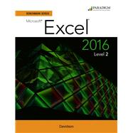 Benchmark Series: Microsoft Excel 2016 Level 2 9780763869922N