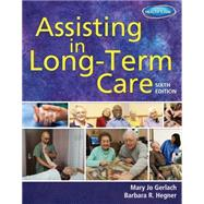 Assisting in Long-Term Care by Gerlach, Mary Jo Mirlenbrink, 9781111539924