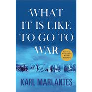 What It Is Like to Go to War by Marlantes, Karl, 9780802119926