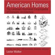 American Homes by Walker, Lester, 9781579129927