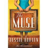 The Muse by Burton, Jessie, 9780062409928