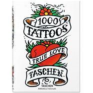 1000 Tattoos by Schiffmacher, Henk; Riemschneider, Burkhard, 9783836549929