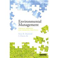 Environmental Management: Critical thinking and emerging practices by Mulvihill; Peter, 9781138899933