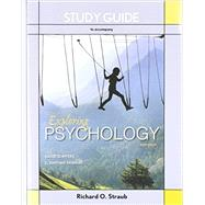 Study Guide for Exploring Psychology by Myers, David G., 9781464199936