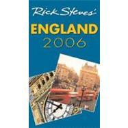 Rick Steves' England 2006 by Steves, Rick, 9781566919937