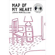 Map of My Heart by Porcellino, John, 9781897299937