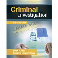 Criminal Investigation by Hess,Kären M., 9781435469938