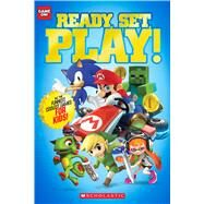 Ready, Set, Play! by Scholastic, 9781338189940